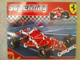 Supermag Ferrari F1 Car