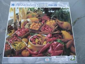 "jigsaw by Puzzlebug.1000 piece.""Autumn Harvest"". Birkdale Redland Area Preview"