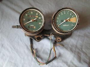 Honda Speedometer and Tachometer