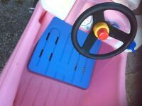 Little Tikes Cozy Coupe in pink