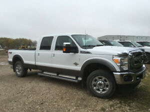 2012 Super Duty F250 long bed