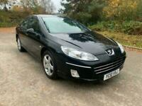 2010 Peugeot 407 2.0 HDi 163 Sport 4dr Tip Auto SALOON Diesel Automatic