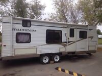 2005 fleetwood wilderness 24'