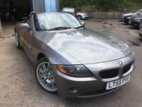 2005 BMW Z4 2.2 i SE Roadster 2dr