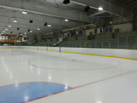 Steel Pre-Fabricated Rink Dasher System