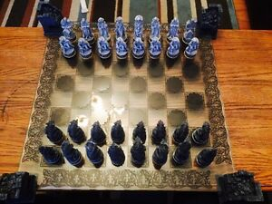 Werewolves & Vampires fantasy chess set!  London Ontario image 2