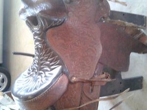 Selle pour chevaux