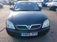 Vauxhall Vectra 3.0CDTi V6 24v auto Elite 5 DOOR - 2005 05-REG - 8 MONTHS MOT