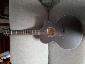 """Schecter Orleans """"DS"""" Stage 7s Acoustic electric"""