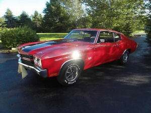 For sale 1970 chevelle SS Clone