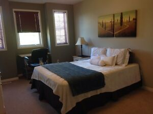Spacious Room for Rent in modern home-Fully Furnished London Ontario image 1