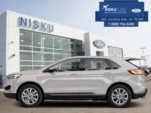 Ford Edge Titanium Awd Package