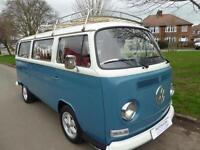Volkswagen T2 Campervan for sale 2 berth Ref 10670