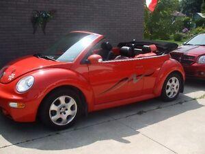 2003 Volkswagen Beetle-Classic Convertible
