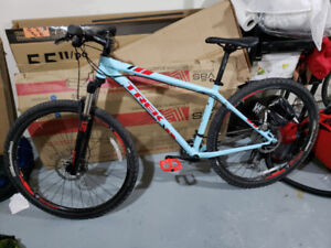 TREK Excalibur 8 cross-country hardtail for sale!
