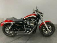 2013 63 HARLEY-DAVIDSON SPORTSTER XL1200 CUSTOM LTD XL CA