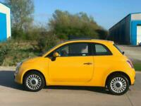 2013 Fiat 500 1.2 Lounge 3dr [Start Stop] HATCHBACK Petrol Manual