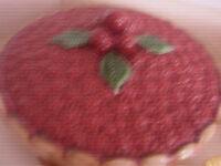 Unique! Raspberry Pie Keeper!
