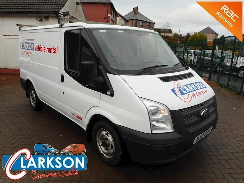 2013 Ford Transit T280 100ps SWB Low Roof