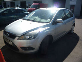 09 REG Ford Focus 1.6 ( 100ps ) 2009.5MY Zetec
