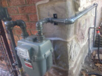 Home Gas Line Installation - Stove + BBQ + Fire place + Furnace