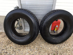 Trailer Tires 10 Ply