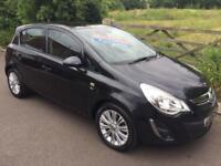 2013 VAUXHALL CORSA 1.4 SE 5DOOR AUTOMATIC LOW MILES AND FULL HISTORY
