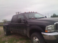 2002 Ford F-350 Pickup Truck DUALLY