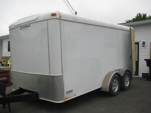 7' by 14' Utility Trailer