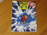 SPIROU /JEUX GAGS/196 PAGES