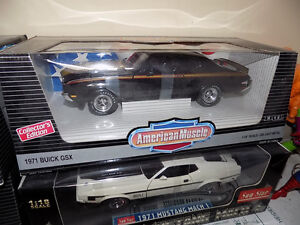 American Muscle Cars Ertl 1:18 large scale and others NEW in box Kitchener / Waterloo Kitchener Area image 10
