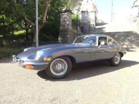 1970 Jaguar E-Type 4.0 2dr