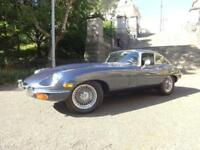 1970 Jaguar E-Type 4.0 2dr