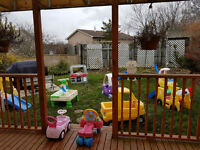 Bilingual home Daycare on LaPierre Crescent