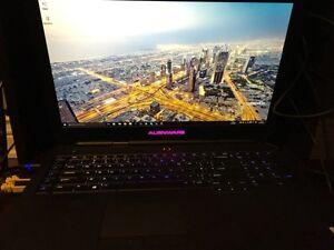 2016 Alienware 17 R3 i7 6820hk GTX 980m(8G) 16GRAM