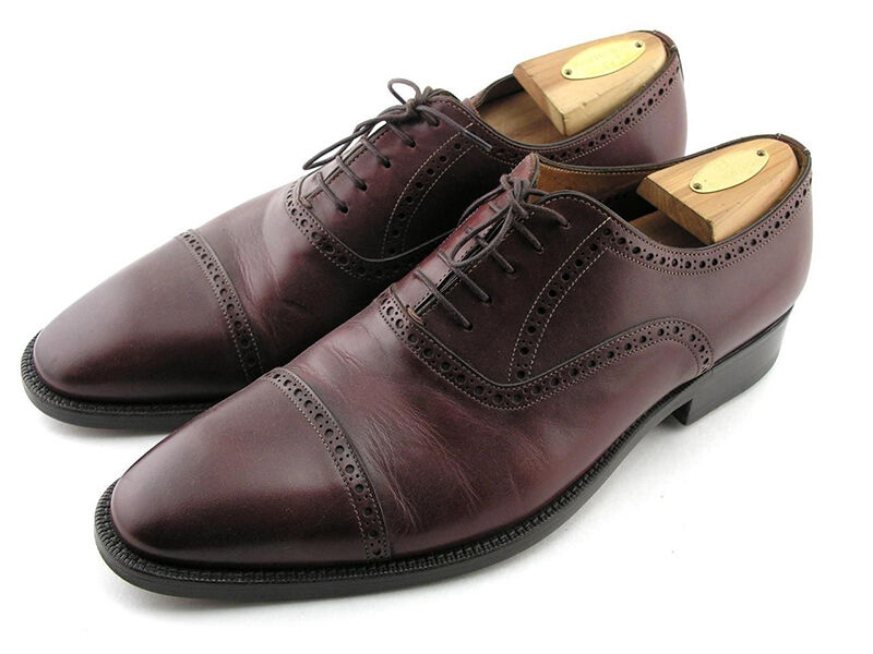 Santoni Brougue Shoes