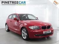 2011 BMW 1 SERIES 2.0 118d Sport 3dr