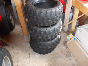 ATV or UTV tires