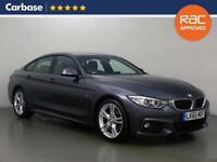 2015 BMW 4 SERIES 420d [190] M Sport 5dr [Professional Media] Gran Coupe