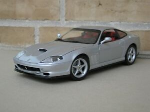 1/18 scale diecast Ferrari 550 Maranello by UT Models