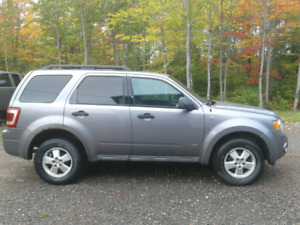 2008 Ford Escape Awd new MVI