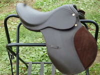 15 IN ENGLISH SADDLE