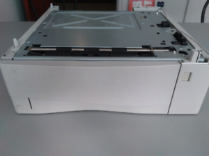 Paper tray for HP 4000 printer