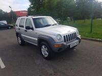 2003 Jeep Cherokee 2.4 Sport Station Wagon 4x4 5dr