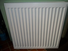 Radiator Brand new with new fittings