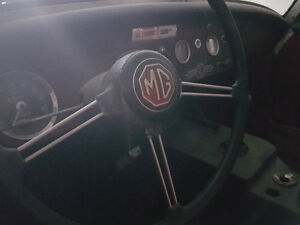 MG Midget 1966