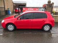 2008 VW GOLF 2.0 S SDI, 1 YEAR MOT, SERVICE HISTORY, WARRANTY