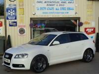 Audi A3 2.0TDI ( 140ps ) Sportback Black Edition 2010 77K