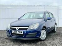 2006 Vauxhall Astra 1.6i 16V Life 5dr HATCHBACK Petrol Manual