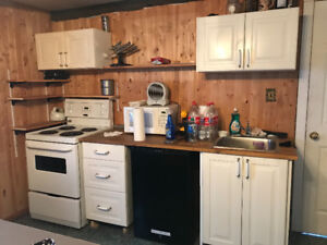 One bedroom available Oct 1st